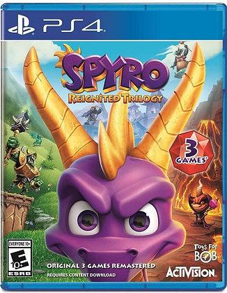 Spyro Reignited Trilogy (PS4) - PlayStation 4