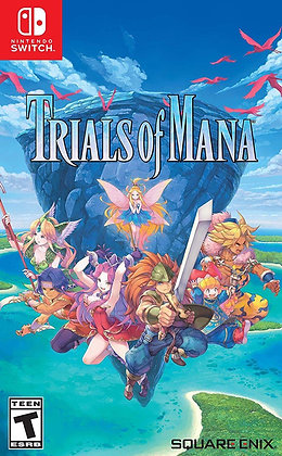 Trials of Mana (NSW) - Nintendo switch