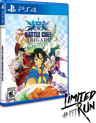 Battle Chef Brigade Deluxe - PlayStation 4