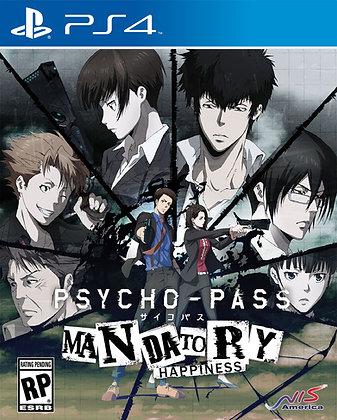 PSYCHO-PASS: Mandatory Happiness - PlayStation 4