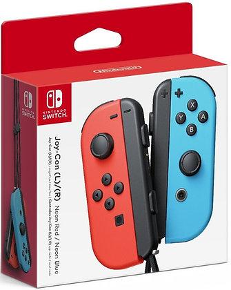 Nintendo Joy-Con (L/R) -Red & Blue