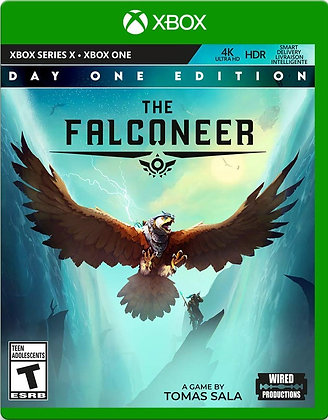The Falconeer Day One Edition (XBX) (XB1) - Xbox Series X Xbox One