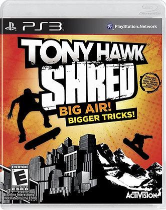 Tony Hawk: Shred - Playstation 3