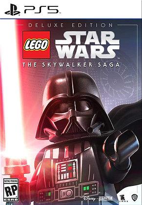 Lego Star Wars: The Skywalker Saga Deluxe Edition (PS5) - PlayStation 5