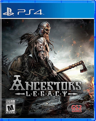 Ancestors Legacy - PlayStation 4