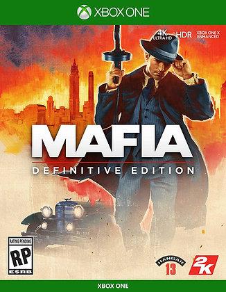 Mafia Definitive Edition (XB1) - Xbox One