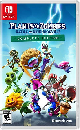 Plants Vs Zombies Battle for Neighborville Complete (NSW) - Nintendo Switch