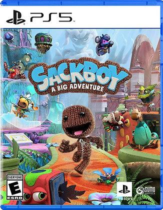 Sackboy: A Big Adventure (PS5) – PlayStation 5