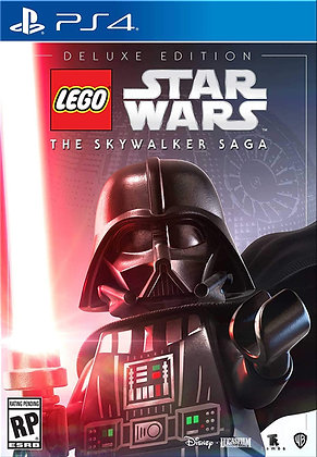 Lego Star Wars: The Skywalker Saga Deluxe Edition (PS4) - PlayStation 4