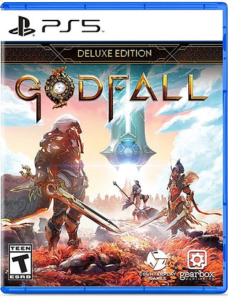 Godfall: Deluxe Edition - (PS5) PlayStation 5