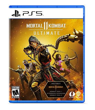 Mortal Kombat 11 Ultimate Edition (PS5) - Playstation 5