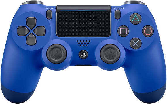 DualShock 4 Wireless Controller for PlayStation 4 (PS4) - Wave Blue