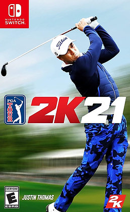 PGA Tour 2K21 Standard (NSW) - Nintendo Switch