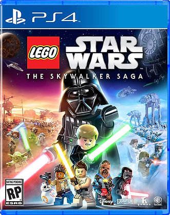 Lego Star Wars Skywalker Saga (PS4) - PlayStation 4