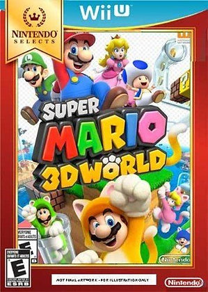 Super Mario 3D World (NWU) - Nintendo Wii U