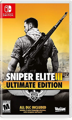 Sniper Elite 3 Ultimate Edition (NSW) - Nintendo Switch