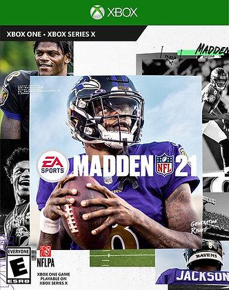 Madden NFL 21 (XB1) - Xbox One