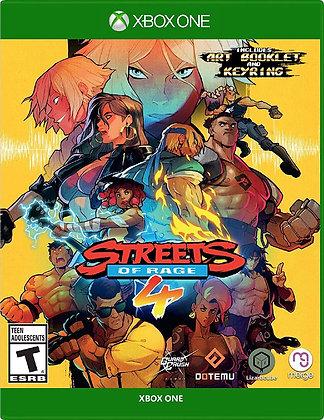Streets of Rage 4 (XB1) - Xbox One
