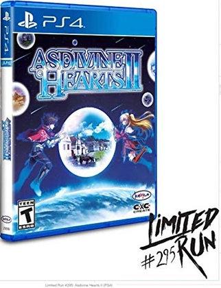 Asdivine Hearts II - PlayStation 4
