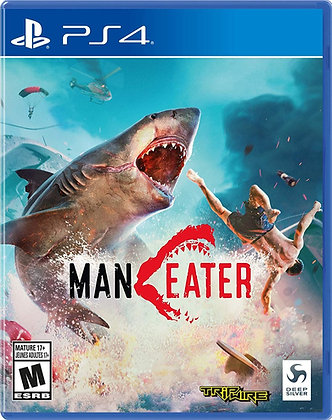 Maneater (PS4) - PlayStation 4