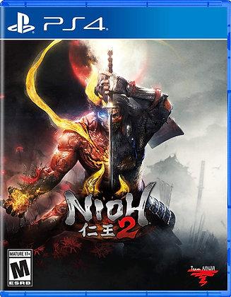 Nioh 2 (PS4) - PlayStation 4