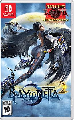 Bayonetta 1 + 2 -Nintendo Switch