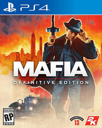 Mafia Definitive Edition (PS4) - PlayStation 4