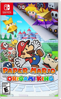Paper Mario: The Origami King (NSW) - Nintendo Switch