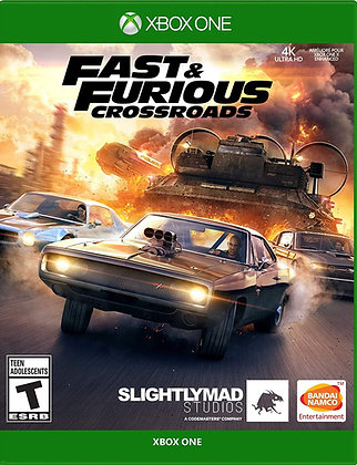 Fast & Furious Crossroads (XB1) - Xbox One