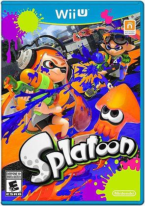 Splatoon (NWU) - Nintendo Wii U