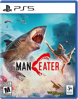 Maneater (PS5) - PlayStation