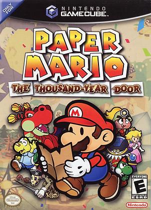 Paper Mario: The Thousand-Year Door (CUB) - Nintendo GameCube