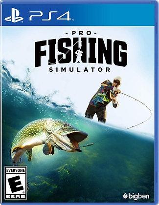 Pro Fishing Simulator - PlayStation 4