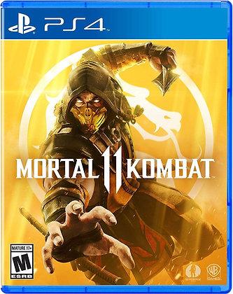 Mortal Kombat 11 (PS4) - PlayStation 4