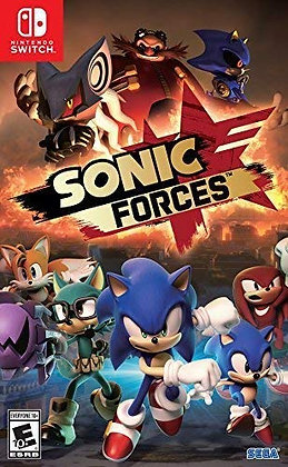 Sonic Forces: Standard Edition (NSW) - Nintendo Switch
