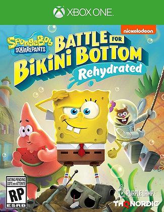 Spongebob Squarepants: Battle for Bikini Bottom - Rehydrated (XB1) - Xbox One