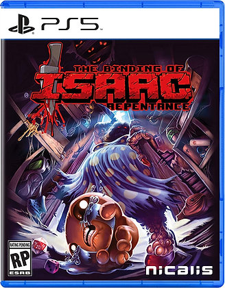 The Binding of Isaac: Repentance (PS5) - PlayStation 5