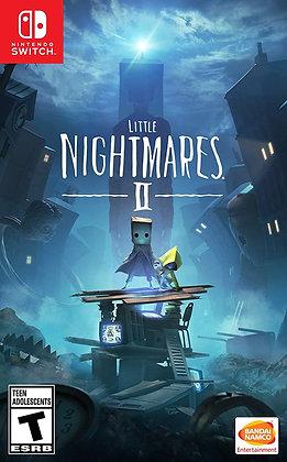 Little Nightmares II (NSW) - Nintendo Switch