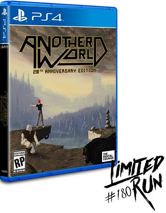 Another World - PlayStation 4