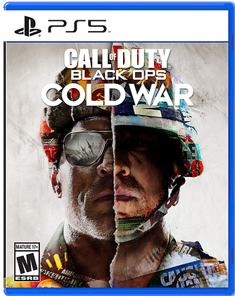 Call of Duty: Black Ops Cold War (PS5) - PlayStation 5