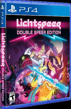 Lichtspeer Double Speed Edition - PlayStation 4