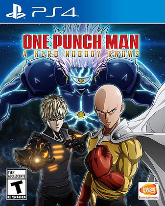 ONE PUNCH MAN: A HERO NOBODY KNOWS (PS4) - PlayStation 4