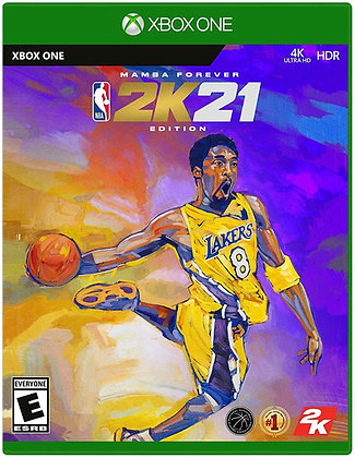 NBA 2K21 Mamba Forever Edition (XB1) - Xbox One