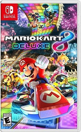 Mario Kart 8 Deluxe (NSW) - Nintendo Switch