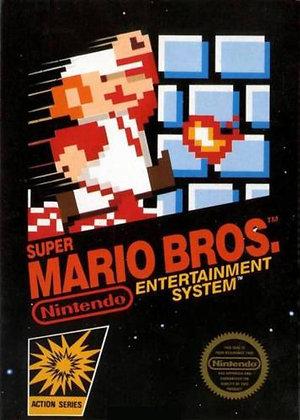 Super Mario Bros. (NES) - Nintendo