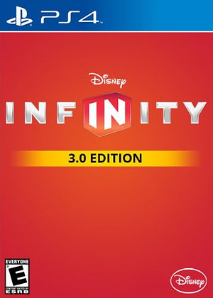 Disney Infinity 3.0 - PlayStation 4 (Game Only)