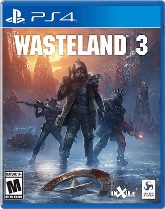 Wasteland 3 (PS4) - PlayStation 4