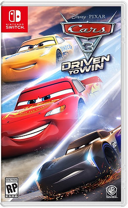 Cars 3: Driven to Win (NSW) - Nintendo Switch