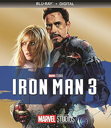 Iron Man 3- Bluray