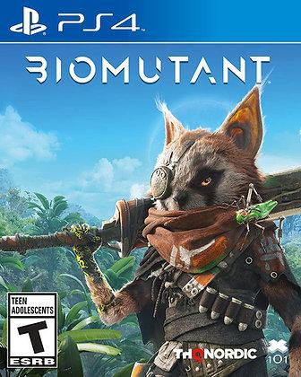 Biomutant (PS4) - PlayStation 4